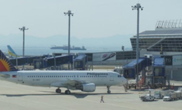 セントレアから直行便で行くぞ!フィリピン航空セブ島直行便レポ…の画像