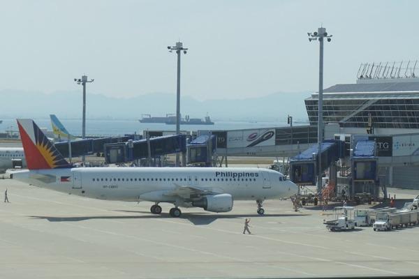 セントレア/セブ直行便レポート フィリピン航空機材