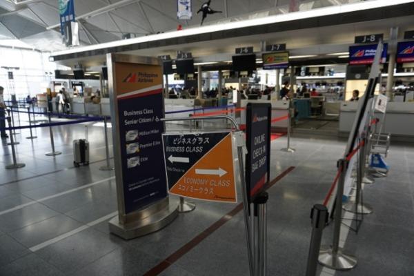 セントレア/セブ直行便レポート ビジネス専用区画とエコノミー