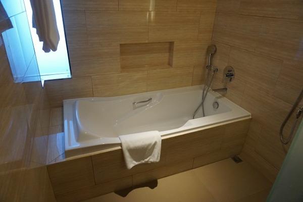 デュシタニ マクタン セブ バスルーム