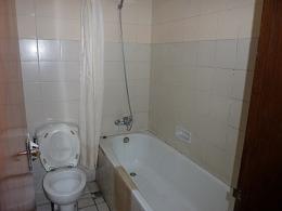 レギャンビレッジホテル スタンダードルーム バスルーム