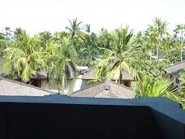 バリマンディラビーチリゾートスパ スーペリアルーム 眺望
