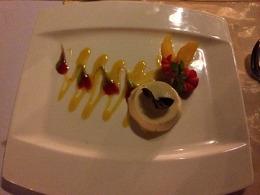 クプクプバロンヴィラス&ツリースパ ラ・ヴューレストランでの夕食-2