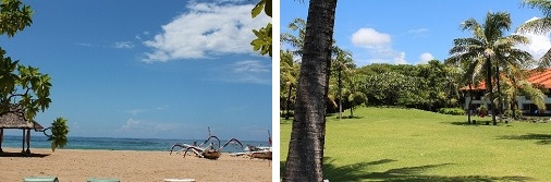 誰もいないプライベートビーチ      50〜500人パーティー可能なココナッツガーデン