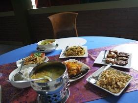 ジョグジャカルタ サワレストラン-2