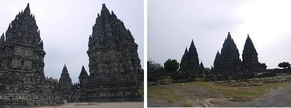 プランバナン寺院-2