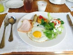 グランドハイアット 朝食