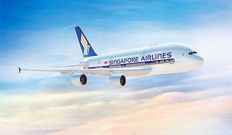 シンガポール航空 A380 イメージ