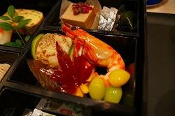 シンガポール航空 機内食 花恋暦 酢の物