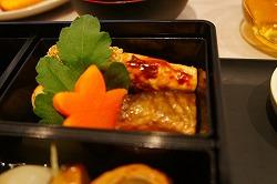 シンガポール航空 機内食 花恋暦 八寸