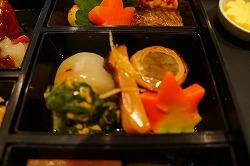 シンガポール航空 機内食 花恋暦 炊合せ