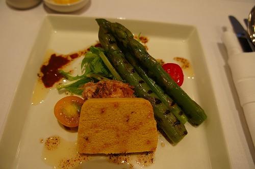 シンガポール航空 機内食 『インターナショナル 』 前菜