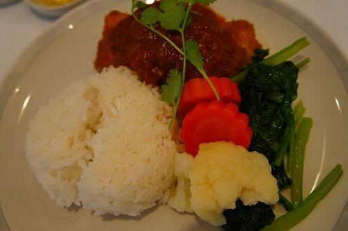 シンガポール航空 機内食 『インターナショナル 』 メイン-3