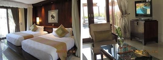 アヤナ リゾート & スパ バリ 1ベッドルームオーシャンビュークリフプールヴィラ-1