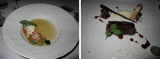 コンソメ風スープ            デザート