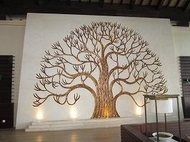 Tree of Life 人間と自然の調和をコンセプトにしている