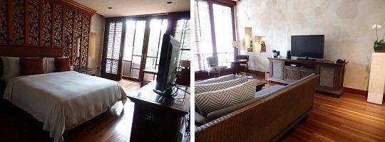 フォーシーズンズ リゾート バリ アット サヤン 1ベッドルームスィート