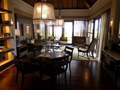 ザ・セントレジス バリ リゾート 1ベッドルームラグーンヴィラ