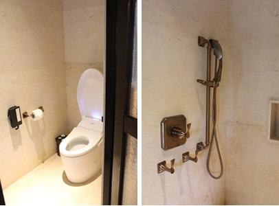 MANDAPA SUITE バスルーム-1