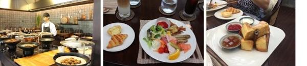 ア・リッツカールトン・リザーブ(マンダパ) 朝食