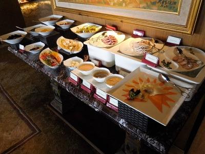 アヤナ リゾート&スパ バリ 朝食-1