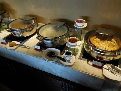 アヤナ リゾート&スパ バリ 朝食-2