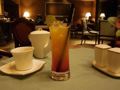 アヤナ リゾート&スパ バリ クラブラウンジ 夕食前のオードブル-2