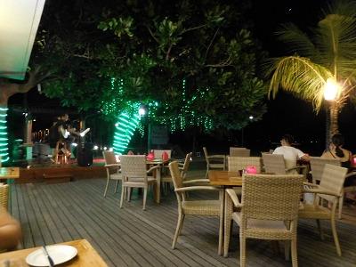 ラマダビンタンホテル ディナー