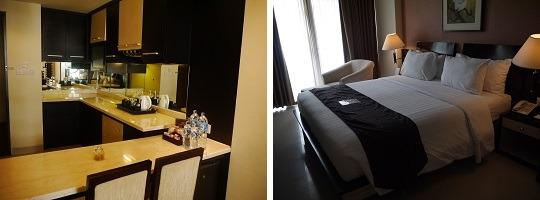アストン クタ ホテル&レジデンス プレミアムスイート