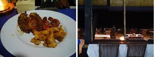 ブルーマリン 夕食-2