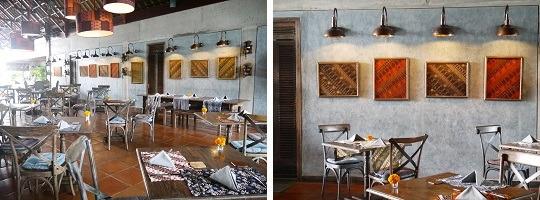 アラヤ リゾート ウブド プタニレストラン