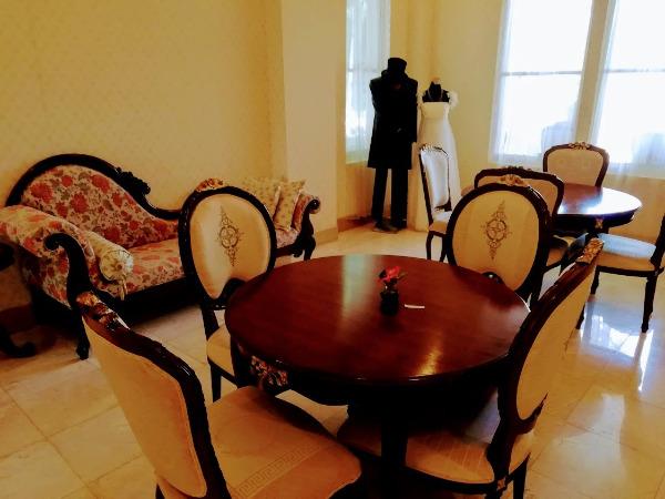 ※打ち合わせのためのお部屋があるなんて贅沢です。