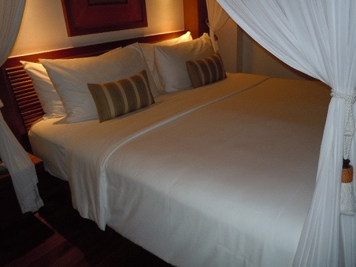 メリア バリ ベッドルーム