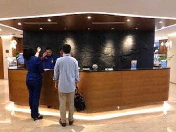 ガルーダインドネシア航空のビジネスクラスラウンジ