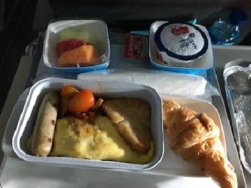 ガルーダインドネシア航空 国際線機内食