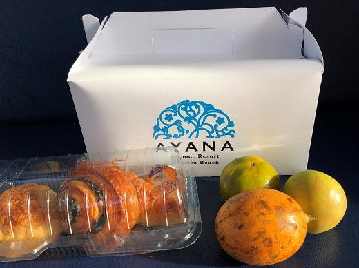 アヤナコモド 朝食BOX