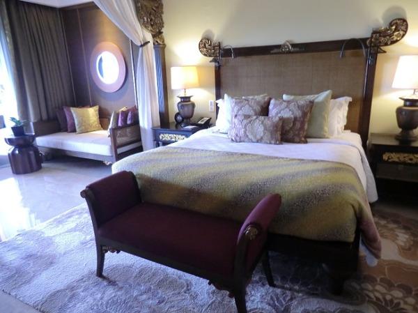 アヤナ リゾート&スパ バリ ベッドルーム