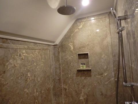 インターコンチネンタル バリ リゾート シャワールーム