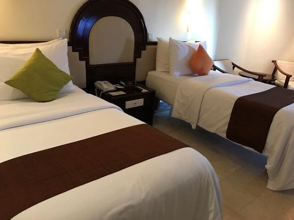ディスカバリー・カルティカ プラザ ホテル ベッドルーム