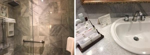 ディスカバリー・カルティカ プラザ ホテル バスルーム