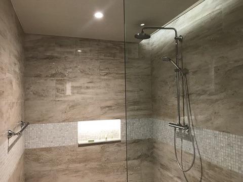 デラックスシャレー シャワールーム