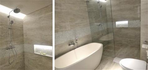 パドマリゾート レギャン ガーデンクラブシャレー バスルーム