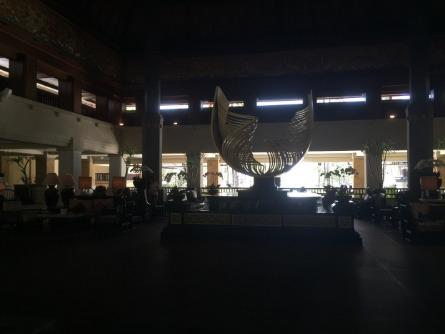 インターコンチネンタル バリ リゾート ロビー