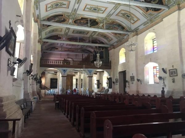 ボホール島 バクラヨン教会