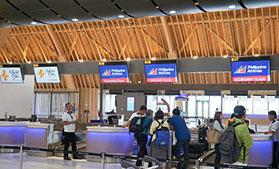 セブ・マクタン国際空港 帰国レポート  2018年に開業した…の画像
