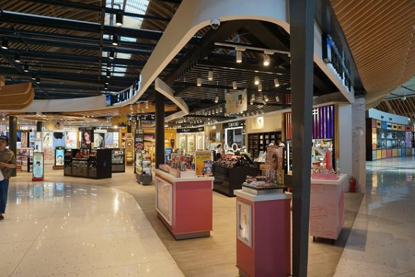 セブ・マクタン国際空港 ショッピングモール