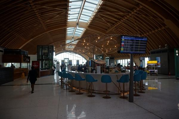 セブ・マクタン国際空港 制限エリア内の飲食店