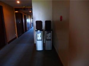 ビーリゾートマクタン ウォーターサーバー