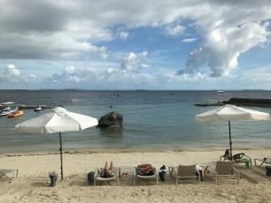 プランテーションベイリゾート ビーチ