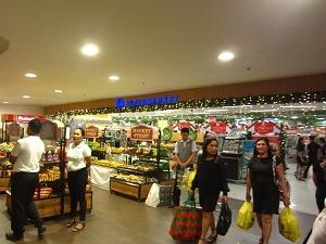 SMショッピングモール スーパーマーケット
